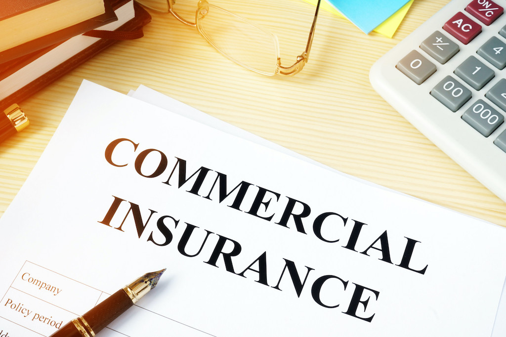 Commercial insurance policy