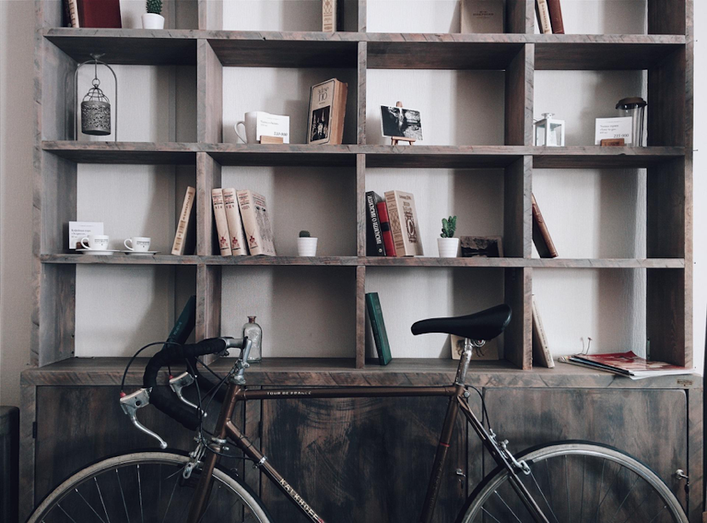 shelves-bicycle