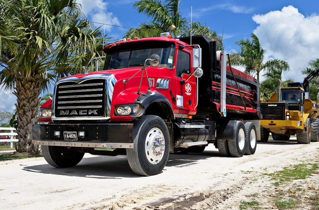 It Is Easy to Lease a Dump Truck