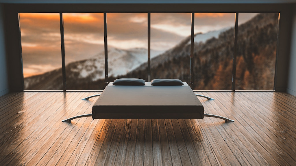 Gary Friedman Adds a Luxury Touch to Modern Bedrooms