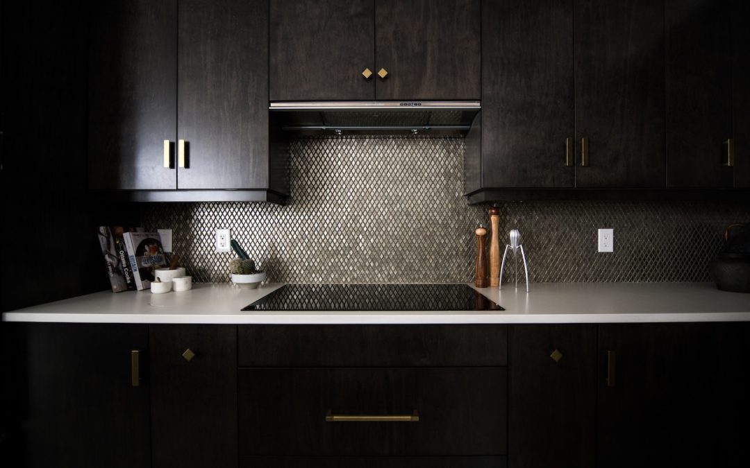 Black Kitchen Trends: Matte Black is Where It's At