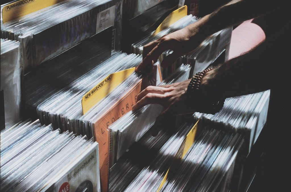 Mark Gilbert ATN – Why Vinyl Made a Comeback