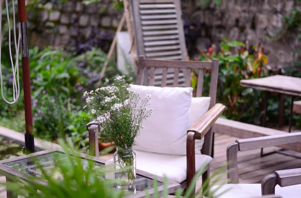 5 Tips for designing A Patio on A Budget