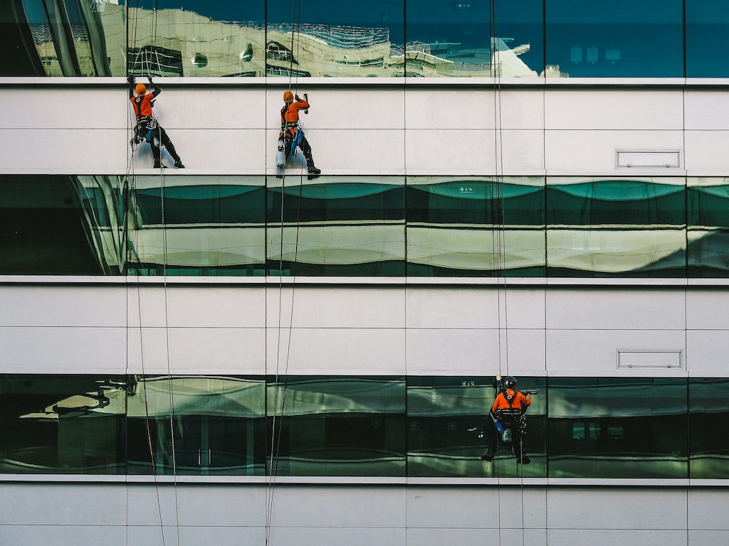 Window Cleaning and Maintenance